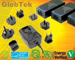 External Power Supplies certified to Canada's Energy Efficiency Regulations 0-90 W